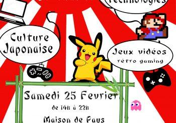 Festival des cultures numériques et Manga