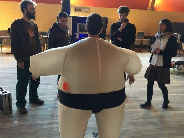 costume sumo fete cultures numériques et manga nyons