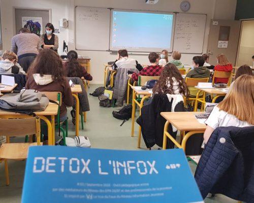 detox l'infox 2021 Nyons