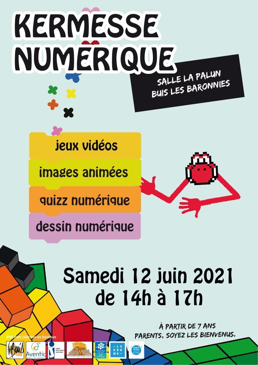 Kermesse numérique - 12 Juin 2021